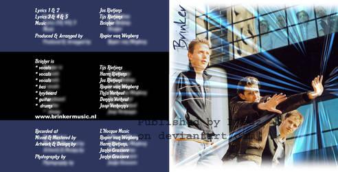 Brinker CD-cover by DjeeZ