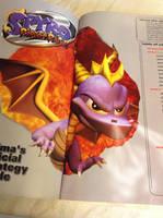 Spyro 2: Ripto's Rage - Prima Guide Book by DazzyADeviant