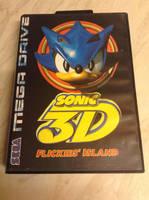 Sonic 3D Flickies' Island by DazzyADeviant