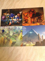 Sonic Forces - PS4 Bonus Edition by DazzyADeviant