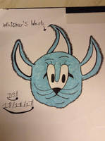 Whiskers West - Main Character by DazzyADeviant