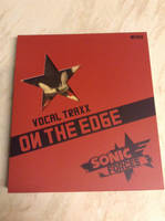 Sonic Forces  - Vocal Traxx - On The Edge by DazzyADeviant
