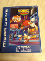 Sonic Mania Plus - Physical Edition by DazzyADeviant