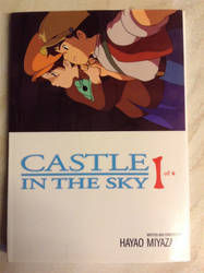 Castle In The Sky - Book 1 by DazzyADeviant