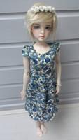 Summery dress by N-Ythiel