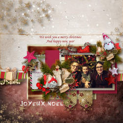 Merry Christmas by breizhfanfan