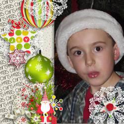 Christmas Duo by breizhfanfan