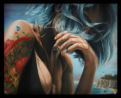 Chloe Price - Life is Strange by sandmannder3
