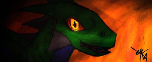 Dragon IV by Ukabilak