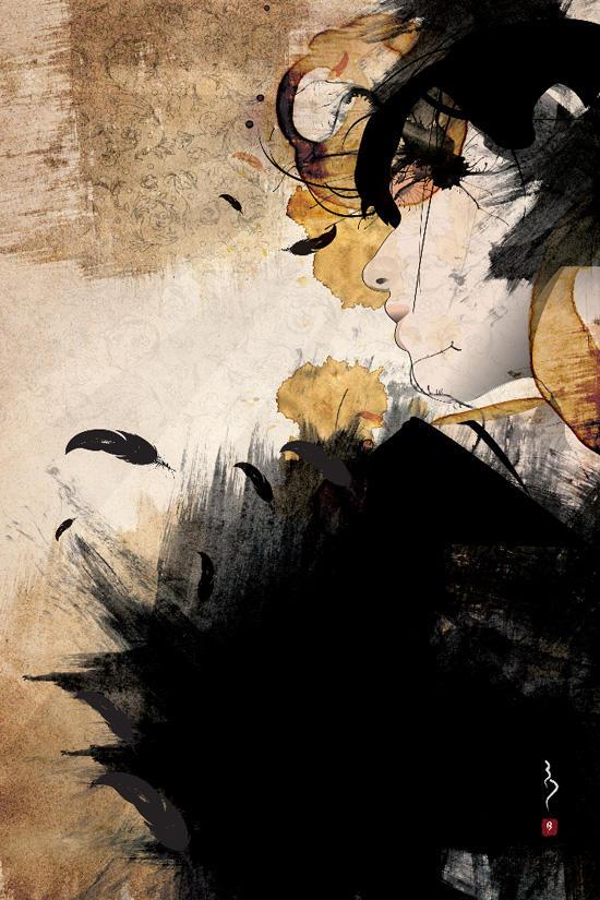 Tears of Ink by thewiseninja