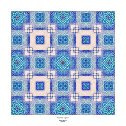 Fission Quilt by 2BORN02B
