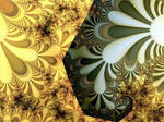 The Illustrated Fractal by 2BORN02B