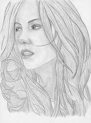 Kate Beckinsale fini by ChewaCaff