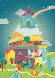 FairyTale Land -Updated- by mairimart
