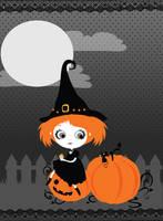 Happy Halloween 2010 card by mairimart