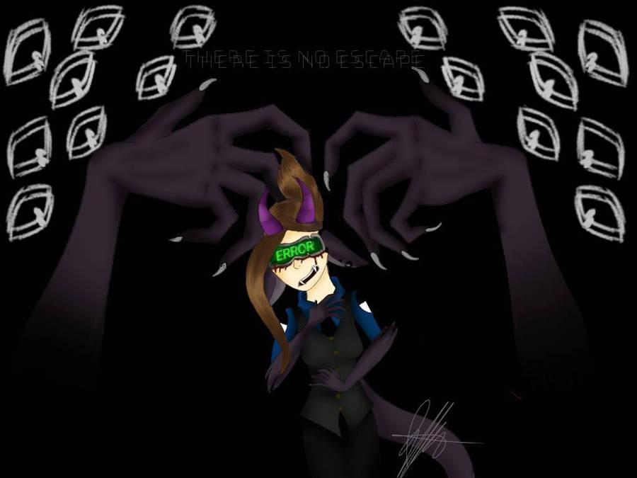 WTFuture Monster Tam by angel-hamato