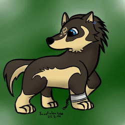 Wolf Link by Scootaloo7896