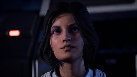 Mass Effect Andromeda  Lady Rose by RoseStarlightGlimmer