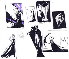 Aping Mignola Part One by kayjkay