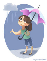 Rain in June by kayjkay