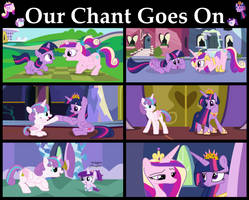 Our Chant Goes On by StunningSwan