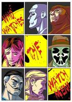 Watchmen by VigStarmax