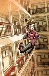 Spider-Girl by VigStarmax