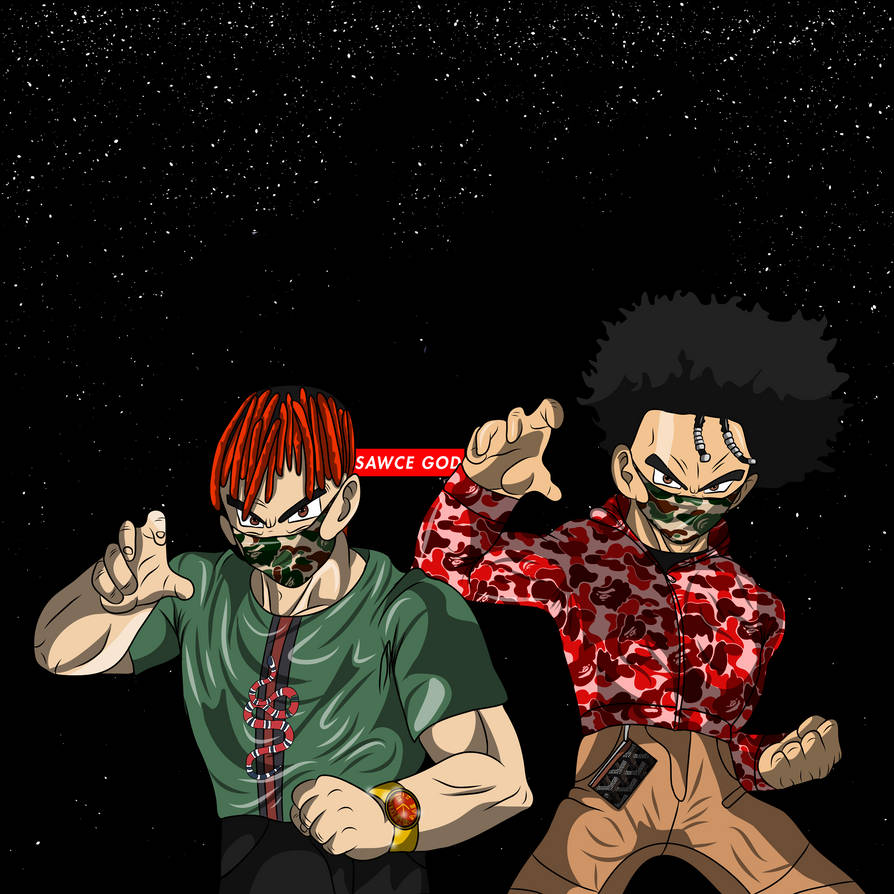 ayo teo cartoon by fragmentface on deviantart