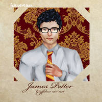 James, The Marauder by FDevereaux