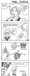Akira's riddle by Namekgirl