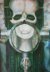 Artist Reference - H.R.Giger - ELP by jamysketches