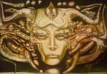 Artist Study - H.R. Giger by jamysketches