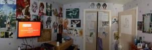 My room- 2012 by jamysketches