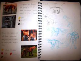 Greed - sketchbook #2 by jamysketches