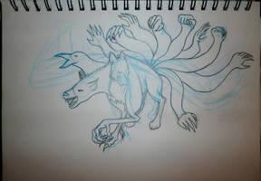 Greed - sketchbook #3 by jamysketches