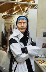 Pestilence Mask and Model by jamysketches