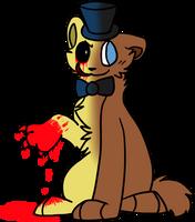 Demonic Gummybear by CursedHybrid