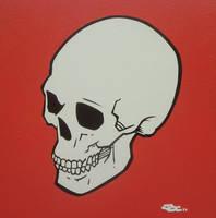 Red Skull by mondojohn