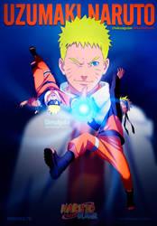 Naruto Cover by Cheko Aguilar by ChekoAguilar