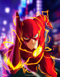 Flash Cover by Cheko by ChekoAguilar