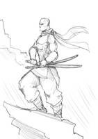 Ninja dude alt by Sketchydeez