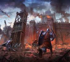 Siege by PavelTomashevskiy