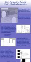 Perspective Tutorial Part 1 by Kikirini