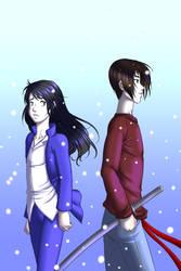 Volume 4 cover by Kikirini
