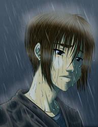 And then Hisaki caught a cold by Kikirini