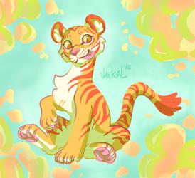 tigew by JackalsShadow