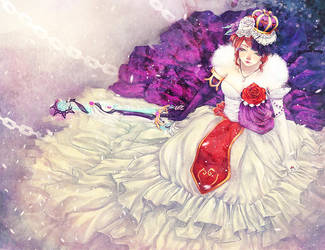Princess of Hearts ~ Kairi (KINGDOM HEARTS 3) by serafleur