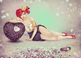 Princess Night by serafleur