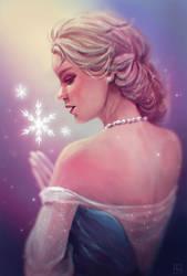 Elsa II by serafleur