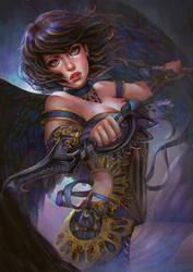 Casselia [Commission Auction] by serafleur